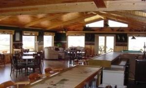Thunderstik Lodge Interior