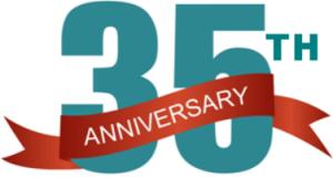 35th Anniversary 300